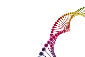 futuristic recombinant DNA strand