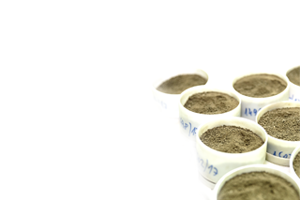 soil samples for research