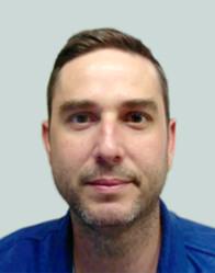 Team Member Raymond Longaray